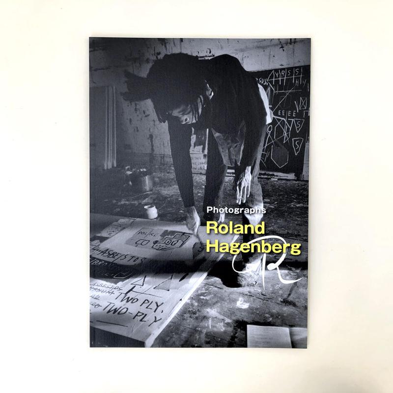 Roland Hagenberg Photographs《サイン入り》