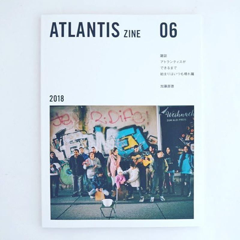 ATLANTIS zine 06