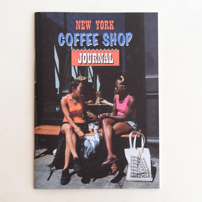 NEW YORK COFFEE SHOP JOURNAL