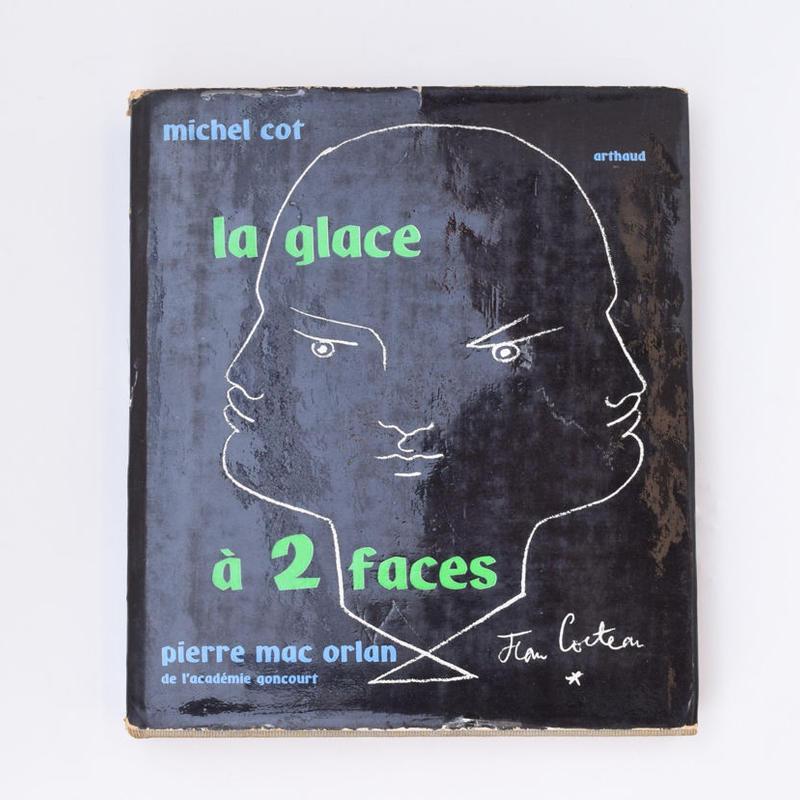 la glace a 2 faces