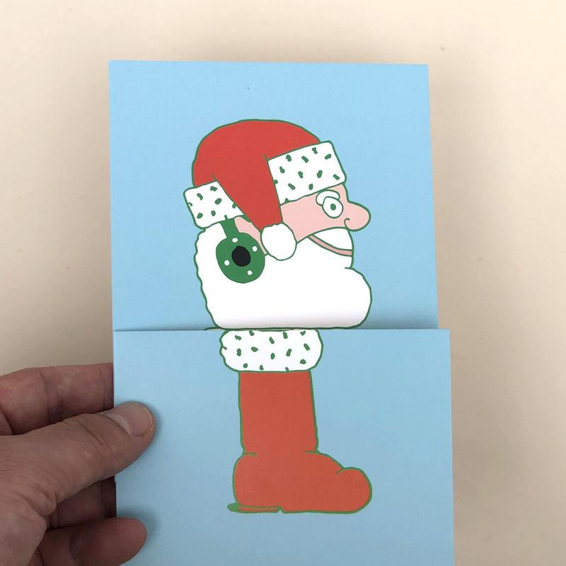 シーモア・クワスト クリスマスカード
