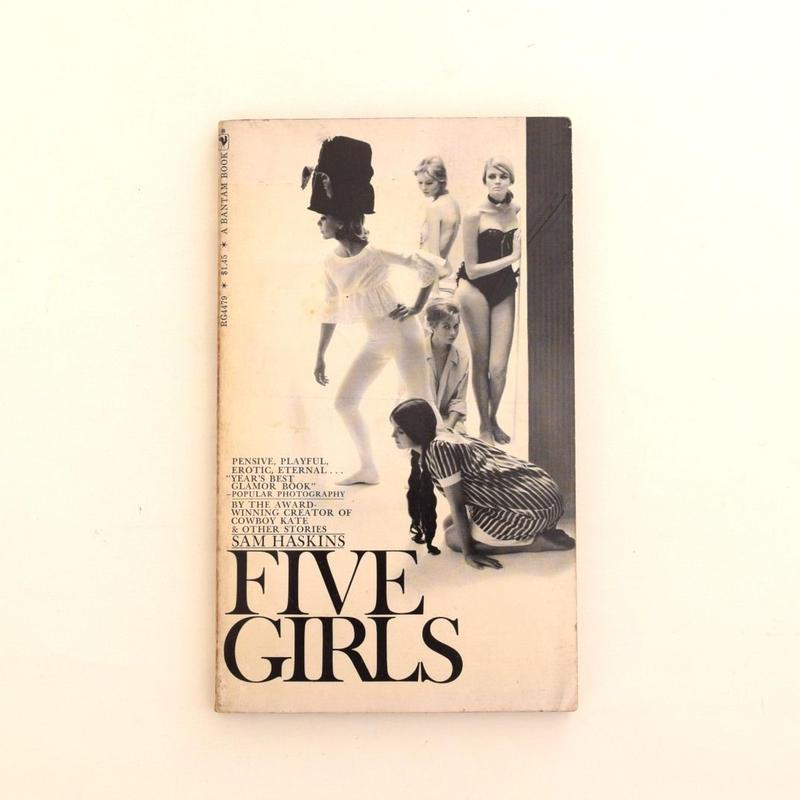 FIVE GIRLS(ペーパーバック版)