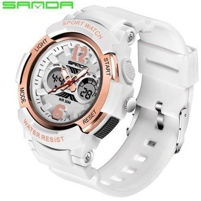 レディース デジタル&アナログ 腕時計 各色