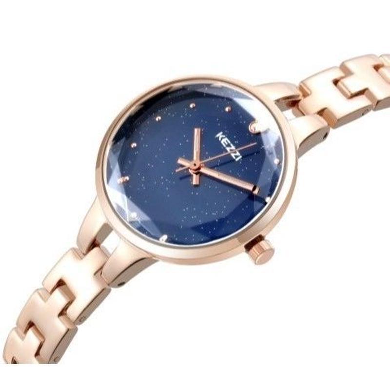 クリスタルスター ブレスレット腕時計