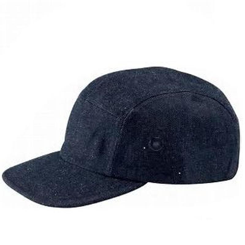 New York Hat Denim Camp Cap