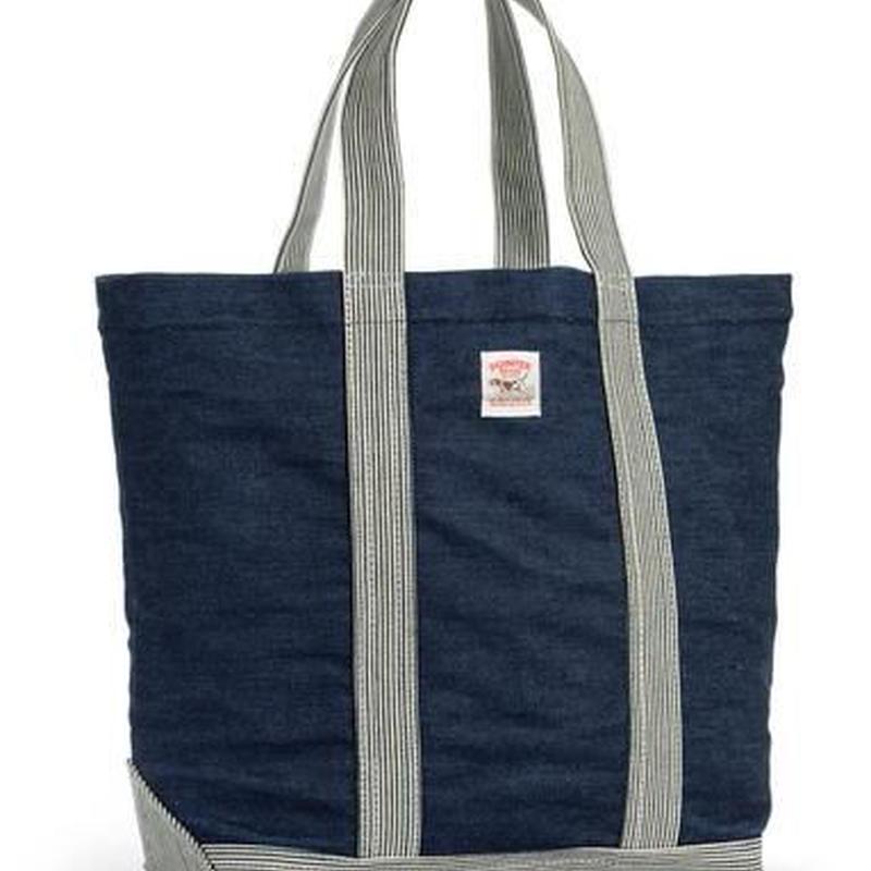Pointer Brand Indigo Denim Tote Bag