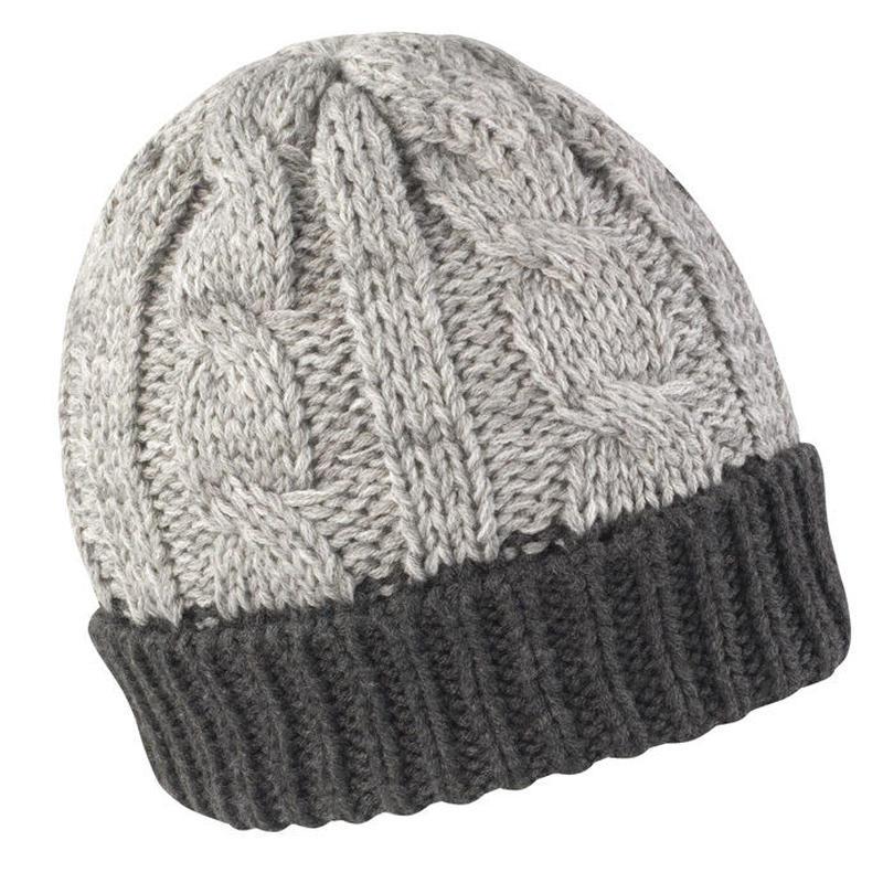 Result Winter Essentials Shades of Grey Hat