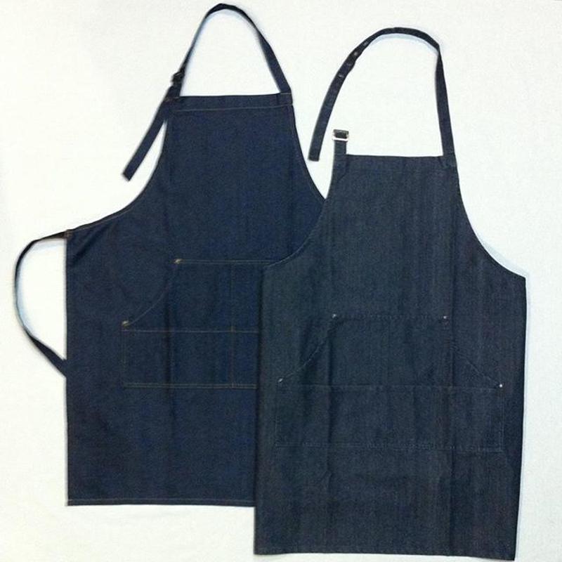 PREMIER Jeans Stitch Denim Bib Apron