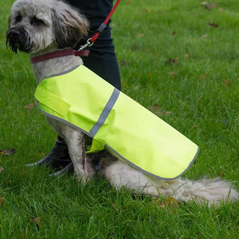 RTY Enhanced Visibility Reflective Dog Vest