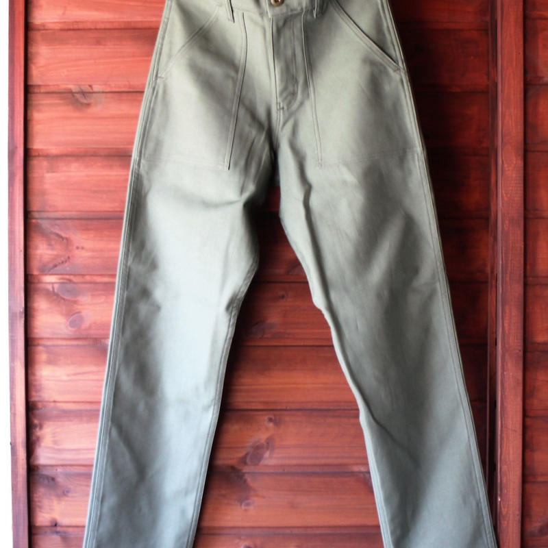 GUNG HO Slim Fit 4 Pocket Fatigue