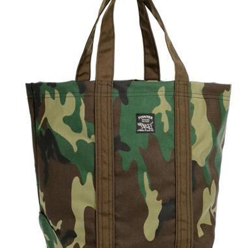 Pointer Brand Woodland Camo Tote Bag