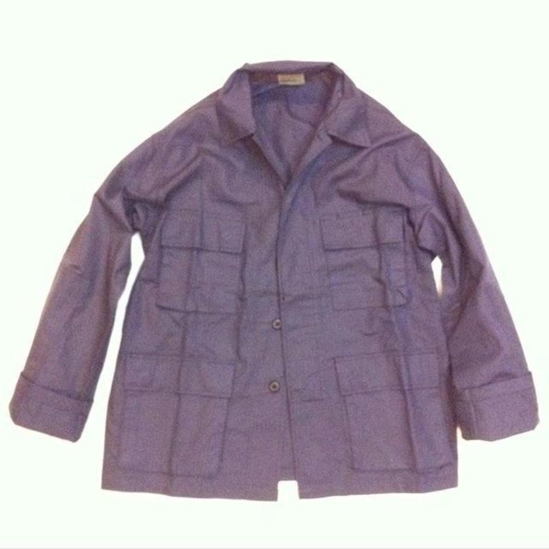 Rothco Rip-Stop B.D.U. Shirt ( Navy Blue )