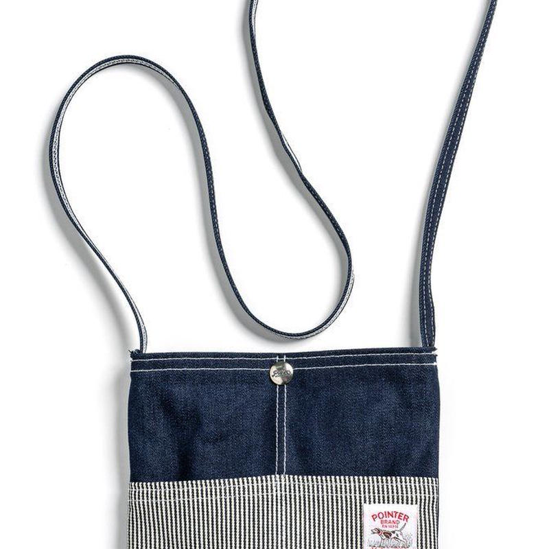Pointer Brand Hickory Stripe Mini-Tote