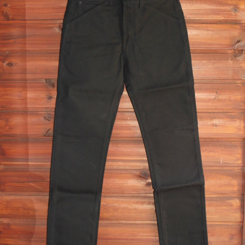 Round House 5 Pocket Pants ( Black Duck )