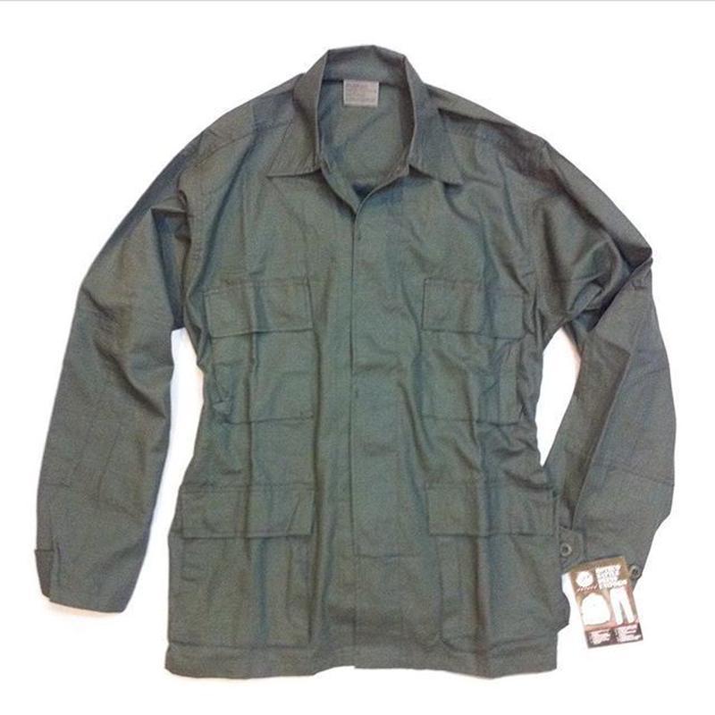 Rothco Rip-Stop B.D.U. Shirt ( Olive Drab )