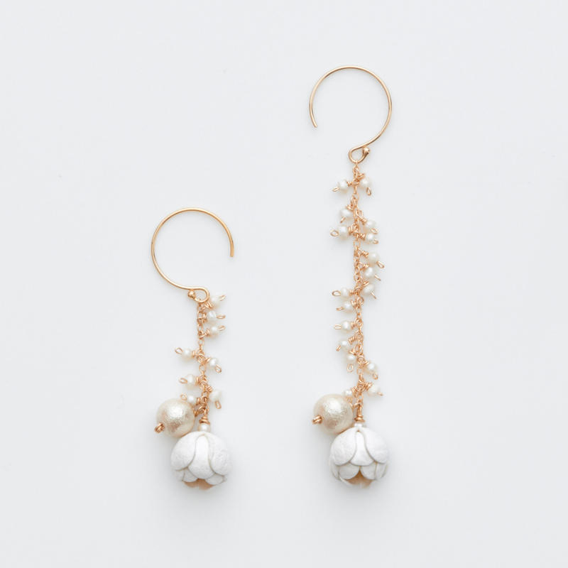 Tsurara Earrings ピアス