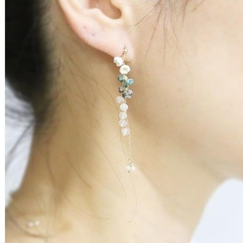 Nano Roop Earrings / Ear clips  <short>