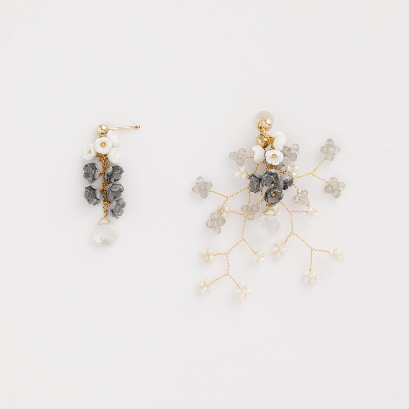 Toki  Earringsピアス - SHORT- / eda-L1