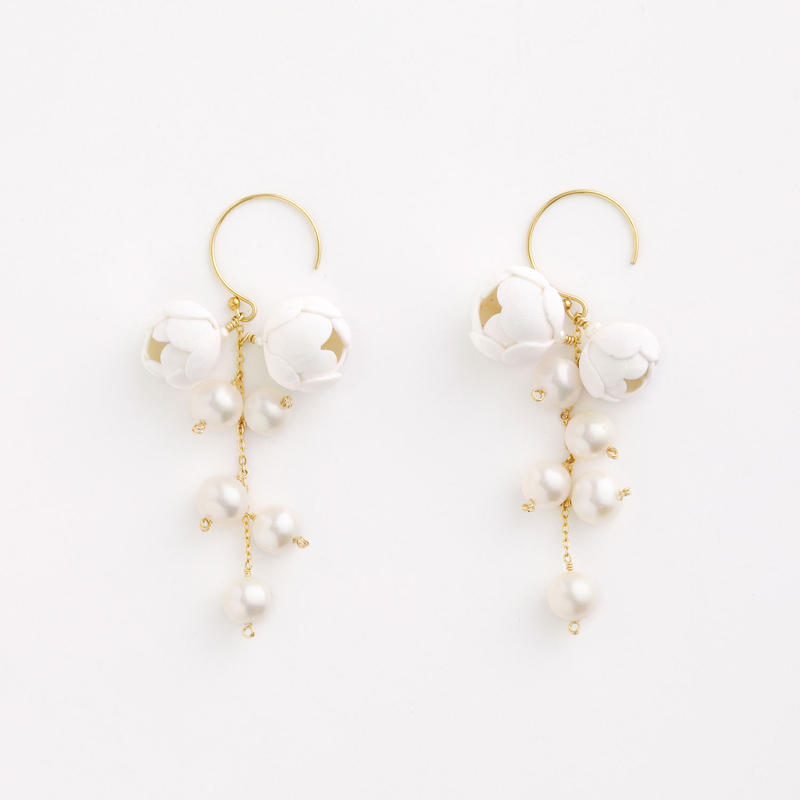 Fuwari Earrings ピアス