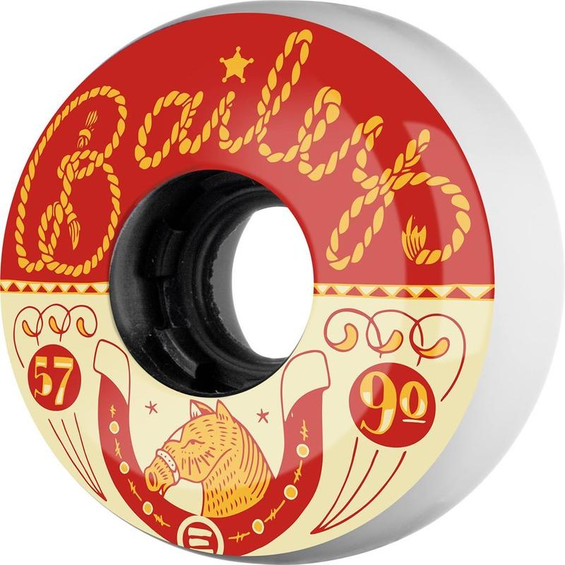 Eulogy'17 Eric Bailey Pro 57mm 90A 4個セット