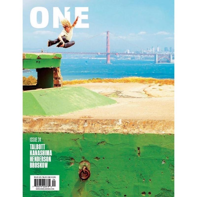ONE magazine #24
