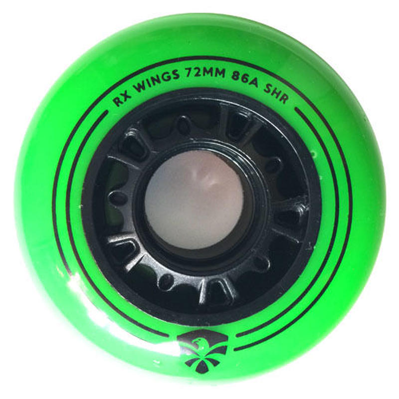 FLYING EAGLE RX Wings Green ウィール  72/76/80mm 1個