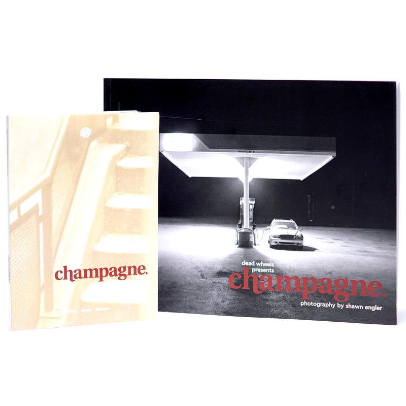 DEAD Wheels Champagne DVD/Magazine