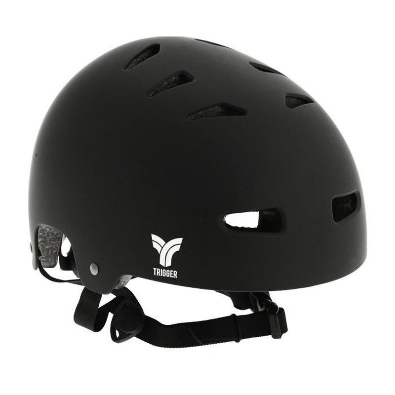 TRIGGER Integralヘルメット BLACK