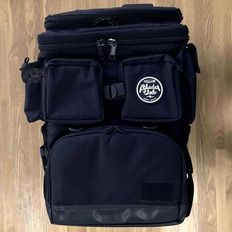 Blade Club skate/camera bag
