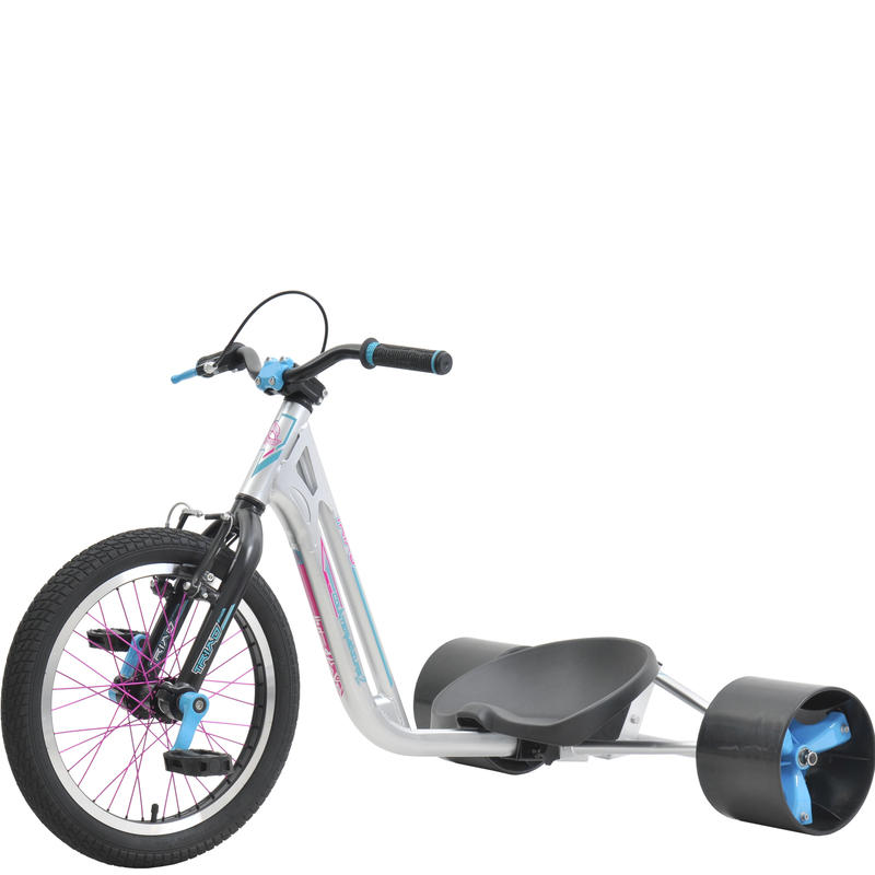 TRIAD Trike Counter Measure 2 - Silver/Teal