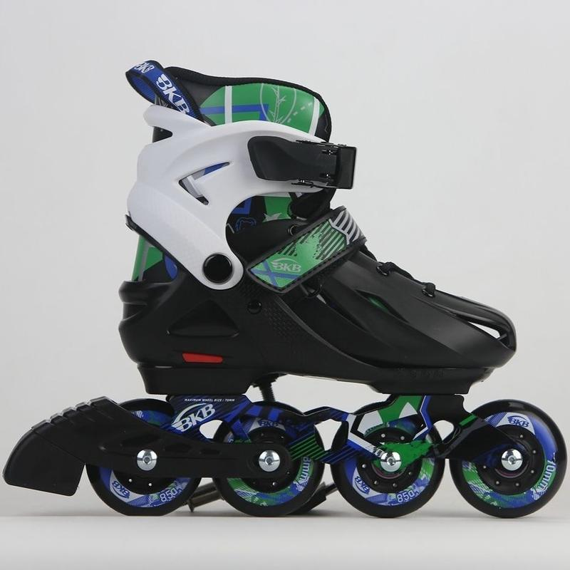 BKB K7 Kids Skates BLACK