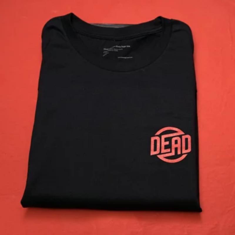 DEAD circle logo Tシャツ(半袖)