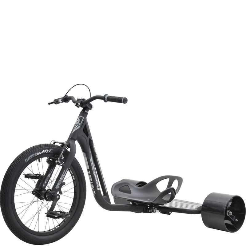 TRIAD Trike Underworld 3 - Black/Grey