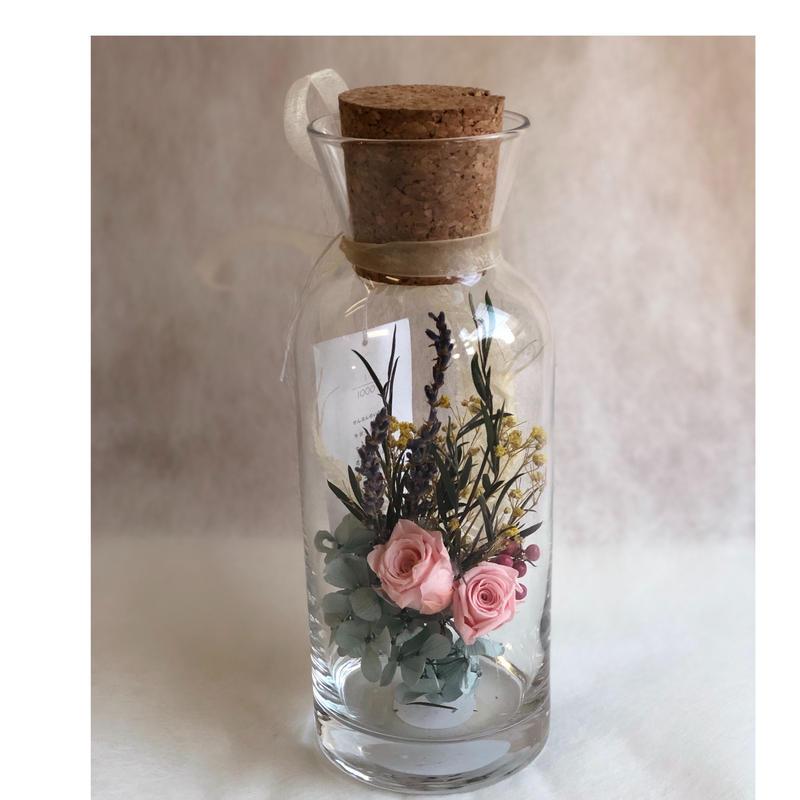 <SENBUN  flower message>ボトルL