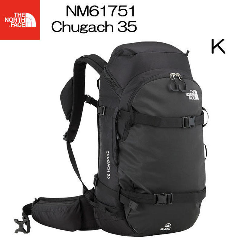 The North Face NM61751 Chugach 35 チュガッチ35