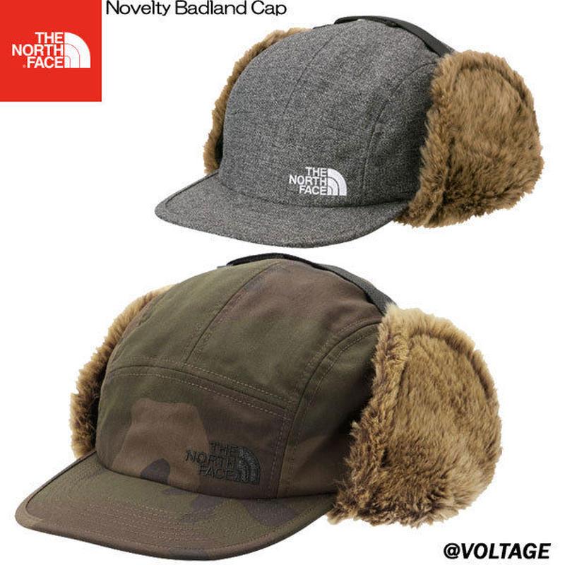 The North Face NN41711 Novelty Badland Cap ノベルティバッドランドキャップ(ユニセックス)