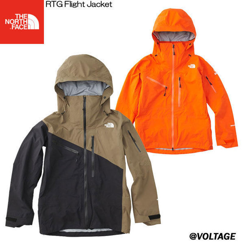 The North Face NS61801 RTG Flight Jacket RTGフライトジャケット(メンズ)
