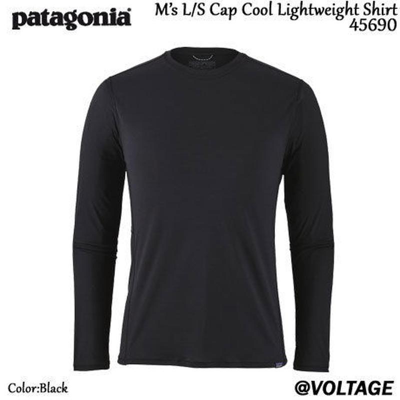 パタゴニア Patagonia M's L/S Cpa Cool Lightweight Shirt 45690 メンズ・ロングスリーブ・キャプリーン・クール・ライトウェイト・シャツ正規品