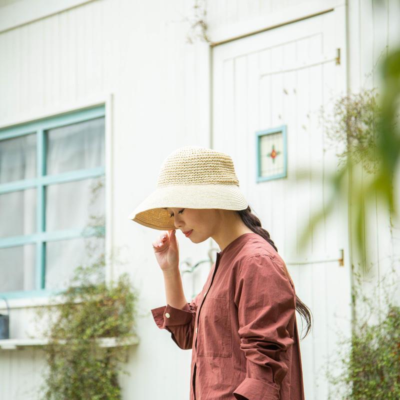 <ASH048F> SABRINA HAT
