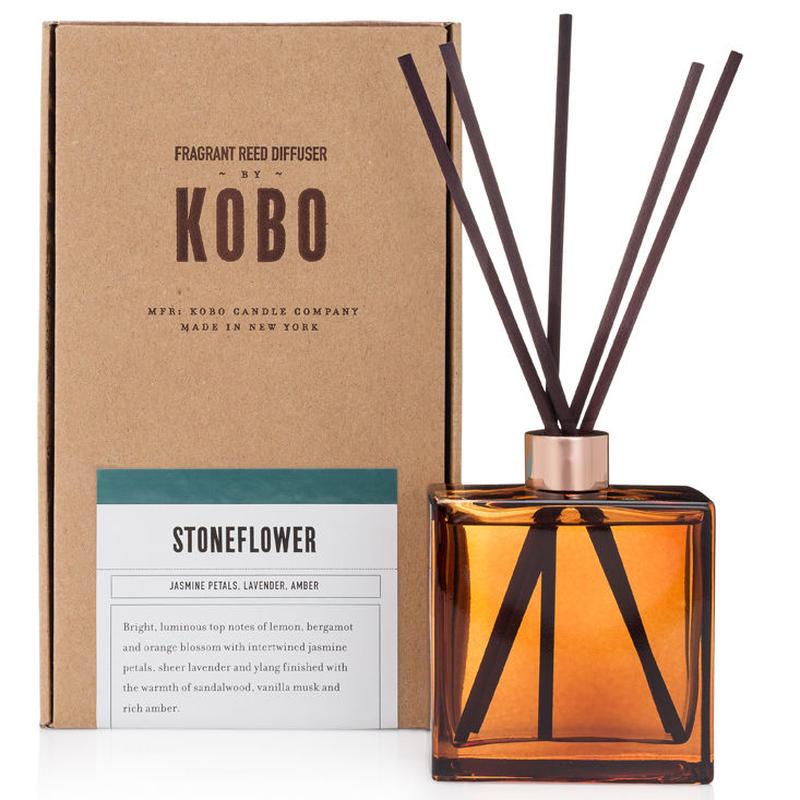 【KOBO】WOODBLOCK ディフューザー