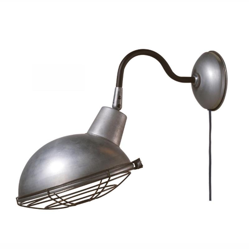 JAIL WALL LAMP