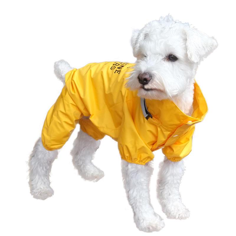 【犬服】レインスーツ