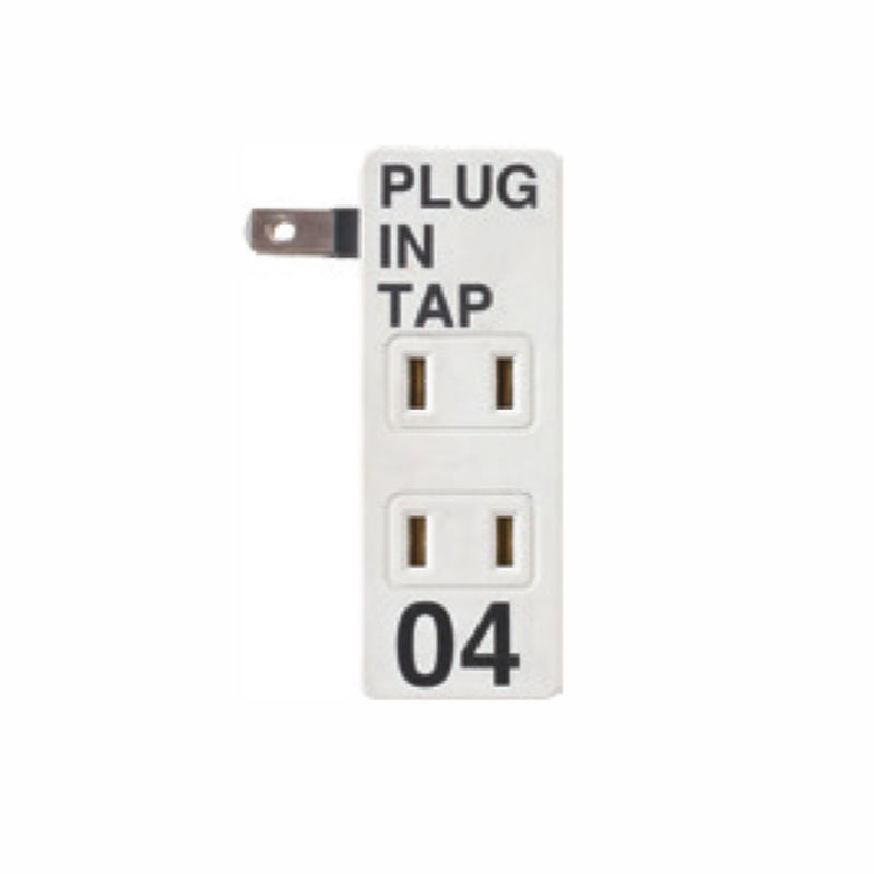 PLUG IN TAP 04 (2個セット)
