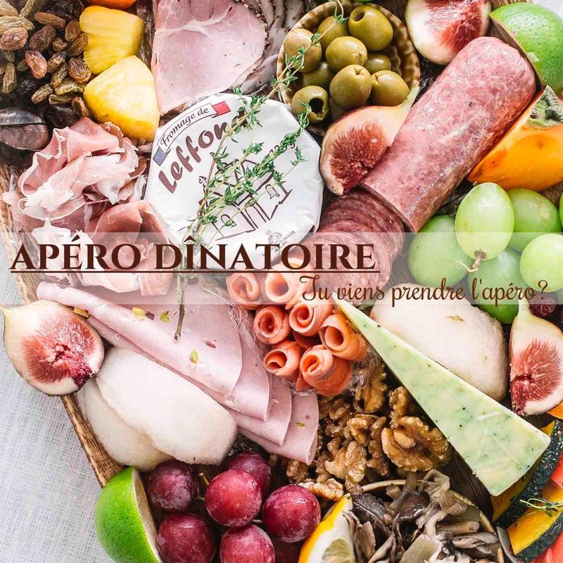 フランス流「アペロパーティ&インスタフォト・コラボ」