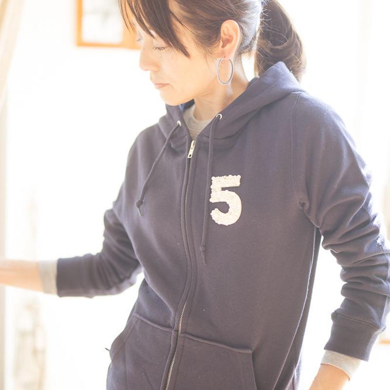 No5 setagaya*mama オリジナル・パーカー