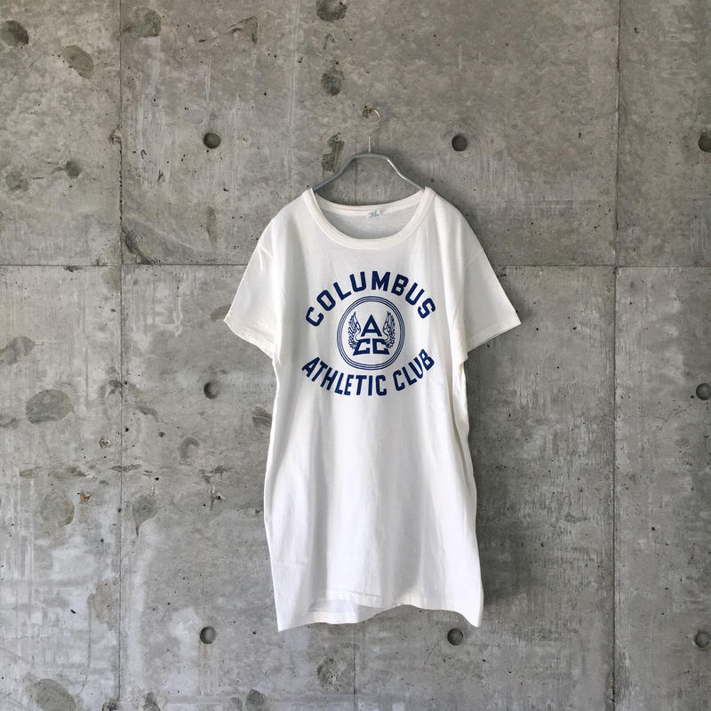 spruce vintage T-shirts (1960s)