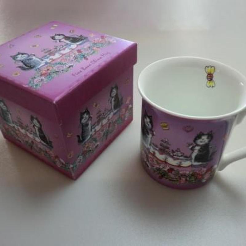 マグカップ「ティータイム」