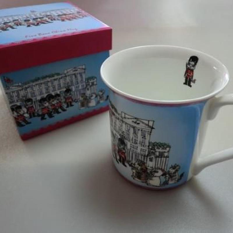 マグカップ「バッキンガム宮殿」