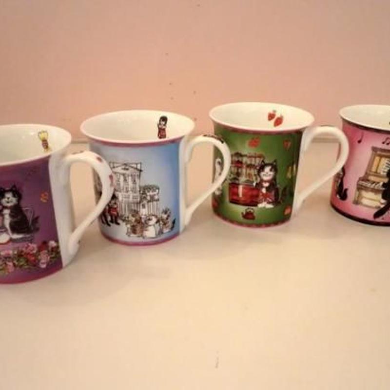 マグカップ「4種類お買い得セット」
