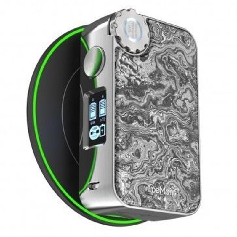 vapemons GEAR BOX MOD ワイヤレス充電